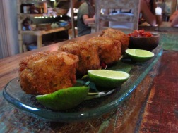 Lime Fish Cakes