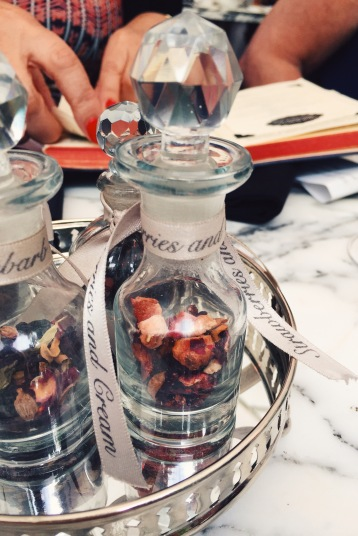 The Mad Hatter's Afternoon Tea, The Sanderson